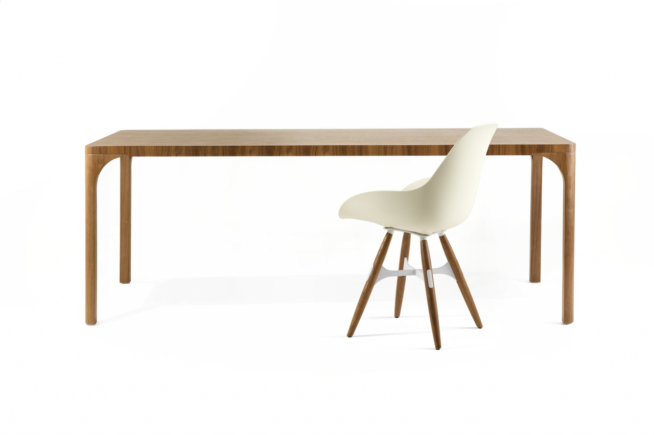 Barewood Table Euroform Furniture