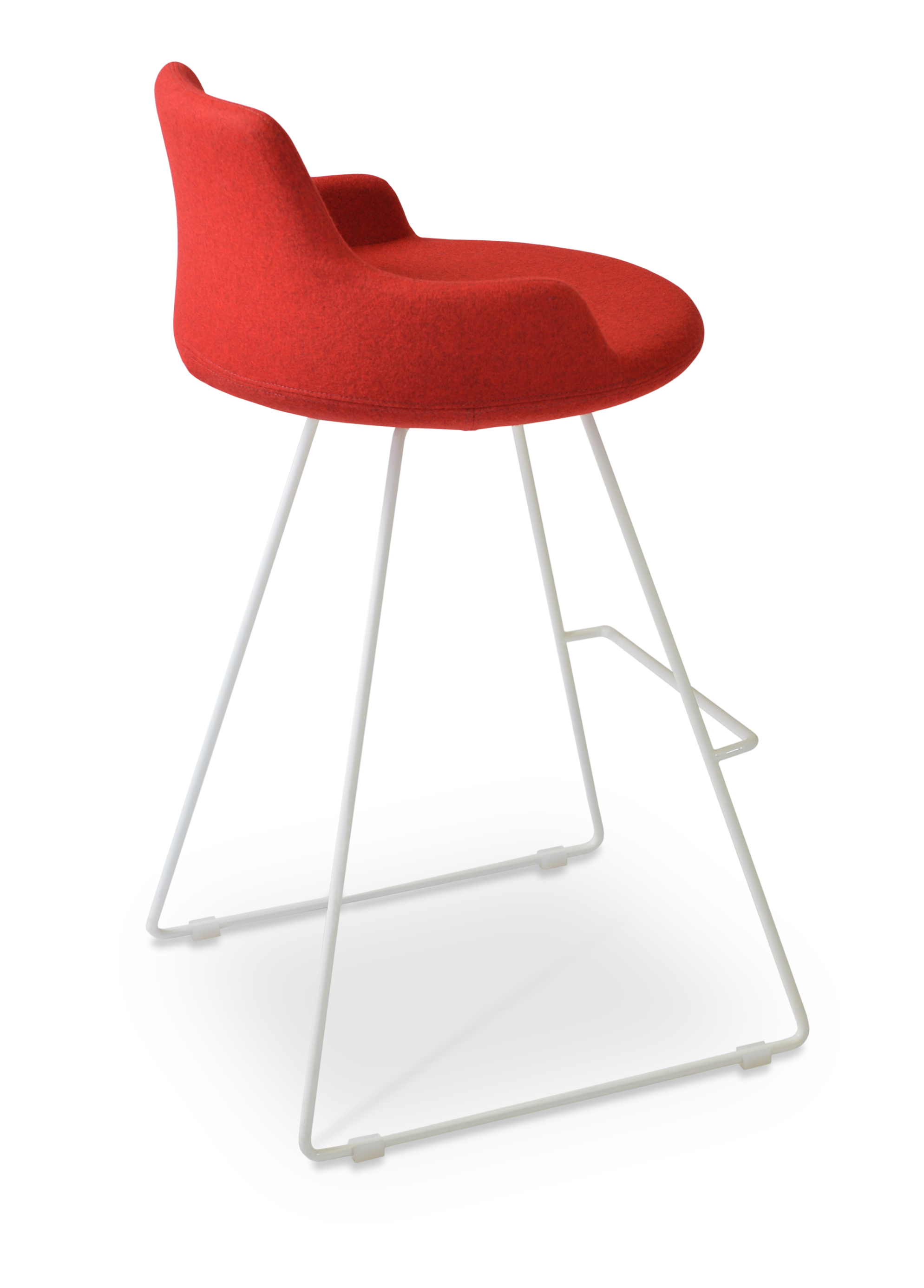 Dervish Wire Stools Euroform Contract Furniture